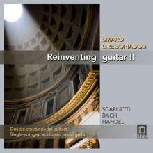 Smaro Gregoriadou - Reinventing Guitar II, CD