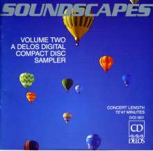 Soundscapes: Sampler Vol.1, CD