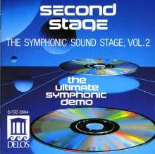 "Delos-Sampler ""The Symphonic Sound Stage Vol.2"", CD"
