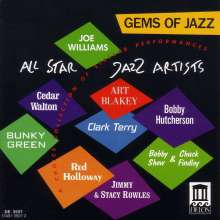 All Star Jazz Artists: Gems Of Jazz, CD