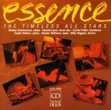 Bobby Hutcherson (geb. 1941): Essence: The Timeless All-Stars, CD