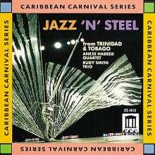 Rudy Smith: Jazz'N'Steel-From Trinidad & Tobago, CD