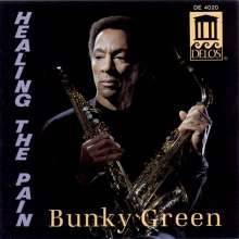 Bunky Green (geb. 1935): Healing The Pain, CD