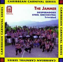 Desperadoes Steel Orch.: The Jammer, CD