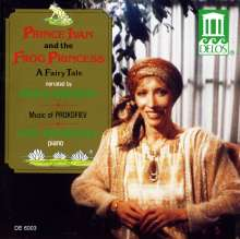 Sergey Prokofiev: Prince Ivan And The Fro, CD
