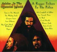 Raggae Tribute To The Police, CD