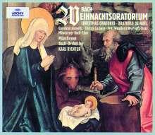 Johann Sebastian Bach (1685-1750): Weihnachtsoratorium BWV 248, 3 CDs