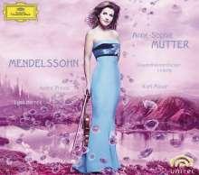 Felix Mendelssohn Bartholdy (1809-1847): Violinkonzert op.64 (Deluxe-Edition), CD