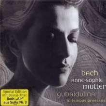 Anne-Sophie Mutter - In tempus praesens (Deluxe mit Bonus), CD
