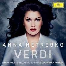 Anna Netrebko - Verdi, CD