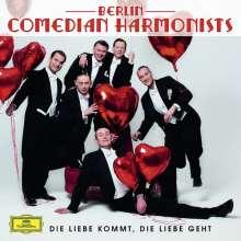 Berlin Comedian Harmonists - Die Liebe kommt, die Liebe geht, CD