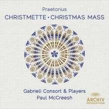 Michael Praetorius (1571-1621): Christmette, CD