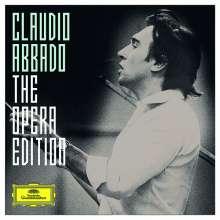 Claudio Abbado - The Opera Edition, 60 CDs
