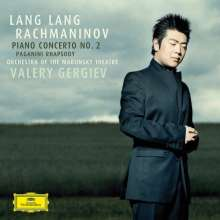 Sergej Rachmaninoff (1873-1943): Klavierkonzert Nr.2 (180g), 2 LPs