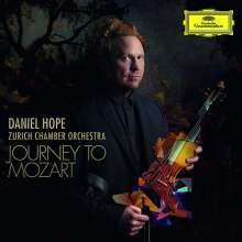 Daniel Hope - Journey to Mozart, CD
