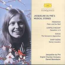 Jacqueline du Pre's Musical Stories, CD