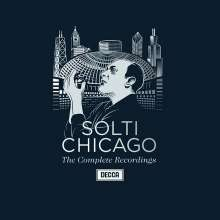 Georg Solti & Chicago Symphony Orchestra - The Complete Recordings, 108 CDs