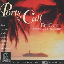 Minnesota Orchestra - Ports of Call, CD