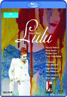 Alban Berg (1885-1935): Lulu, Blu-ray Disc