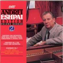 Andrei Eshpai (1925-2015): Symphonie Nr.7, CD