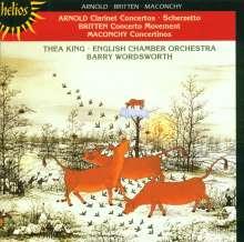 Thea King spielt Klarinettenkonzerte, CD