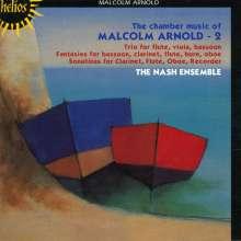 Malcolm Arnold (1921-2006): Kammermusik Vol.2, CD