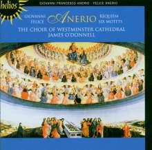 Giovanni Francesco Anerio (1567-1630): Requiem, CD