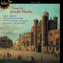 Joseph Haydn (1732-1809): 16 Lieder, CD
