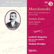 Moritz Moszkowski: Klavierkonzert h-moll op.3