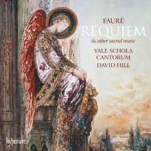 Gabriel Faure (1845-1924): Requiem op.48 (Version für Solisten, Chor, Violine, Cello, Harfe & Orgel), CD
