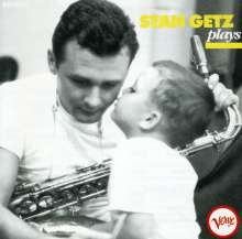 Stan Getz (1927-1991): Stan Getz Plays, CD