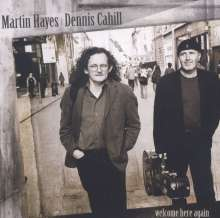 Martin Hayes: Welcome Here Again, CD