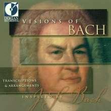 Visions of Bach - Transkriptionen & Arrangements, CD