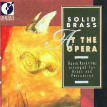Solid Brass - At the Opera, CD