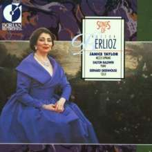Hector Berlioz (1803-1869): Nuits d'Ete (Fassung mit Klavier), CD
