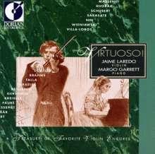 Jaime Laredo - Beliebte Zugaben, CD