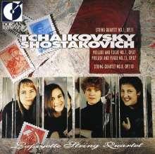 Dimitri Schostakowitsch (1906-1975): Streichquartett Nr.8, CD
