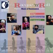 """La Rocque'n'Roll"" - frz.Renaissance-Musik, CD"