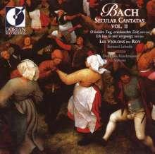 Johann Sebastian Bach (1685-1750): Kantaten BWV 204 & 210, CD