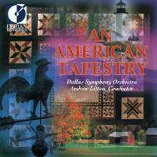 An American Tapestry, CD