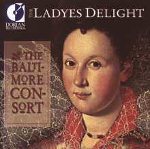 The Ladyes Delight, CD