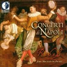 Concerti di Napoli, CD