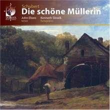 Schubert / Elwes / Slow: Die Schone Mullerin, CD