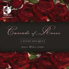 Janice Weber - Cascade of Roses, CD
