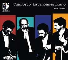 Cuarteto Latinoamericano: Encores, CD