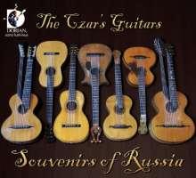 John Schneidermann & Oleg Simofeyev - Souvenirs of Russia, CD