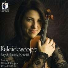 Amy Schwartz Moretti - Kaleidoscope, CD