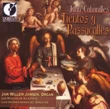 Juan Bautista Cabanilles (1644-1712): Orgelwerke, CD