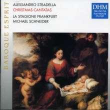 Alessandro Stradella (1642-1682): Weihnachtskantaten, CD