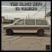 The Black Keys: El Camino, CD